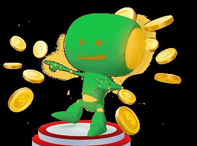 Eenvoudig geld storten en snel uitbetalen bij Evospin