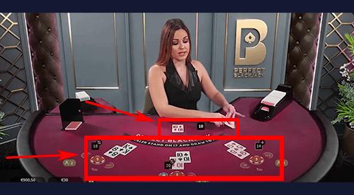 Perfect blackjack strategie