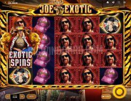 Red Tiger Gaming komt met Joe Exotic gokkast