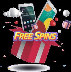 Claim gratis spins