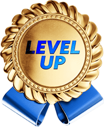 Level up systeem van Scatters