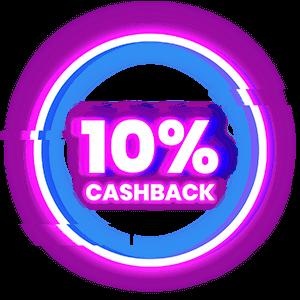 een cashback bonus in het winny casino