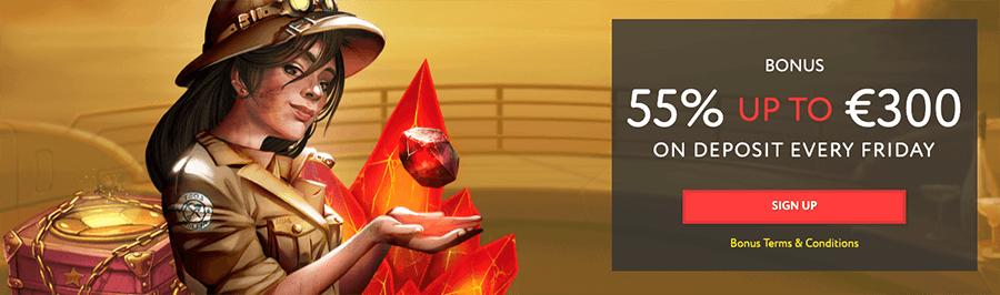 reload bonussen online casino