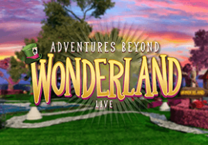 Adventures Beyond Wonderland logo