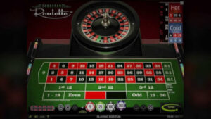 Basis europees roulette
