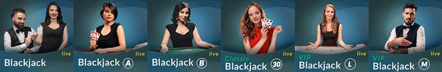 Blackjack spelen voor geld