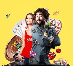 Casino bonus spinit