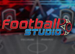 Live football studio logo