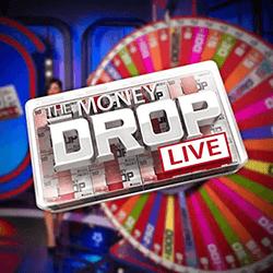 The Money Drop Live logo