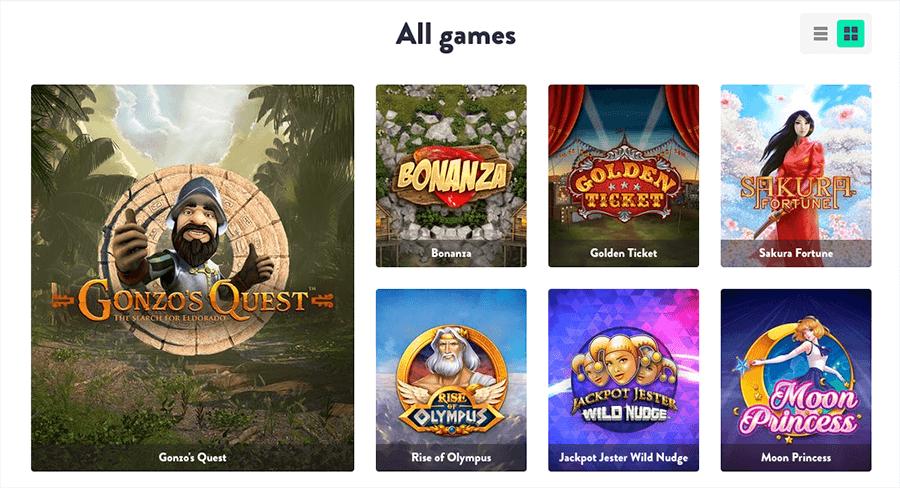 casino games dunder