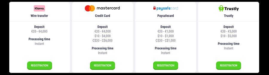 hoe werkt de betaling
