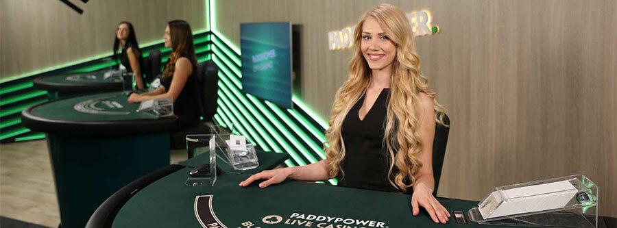 live casino paddy power