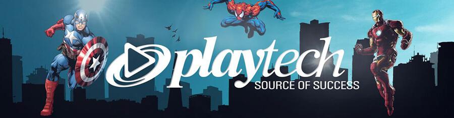 Gokkasten van playtech
