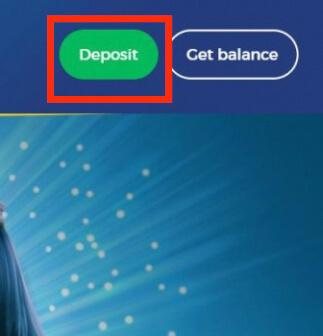 Open het betaalscherm