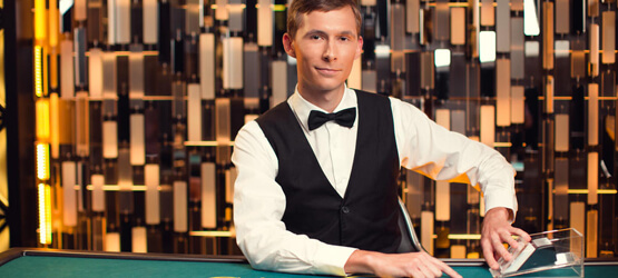 Poker casino spellen